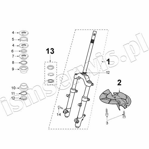jetforce 125 forks and steering: peugeot jetforce 125 wiring diagram at  barcampmedellin co