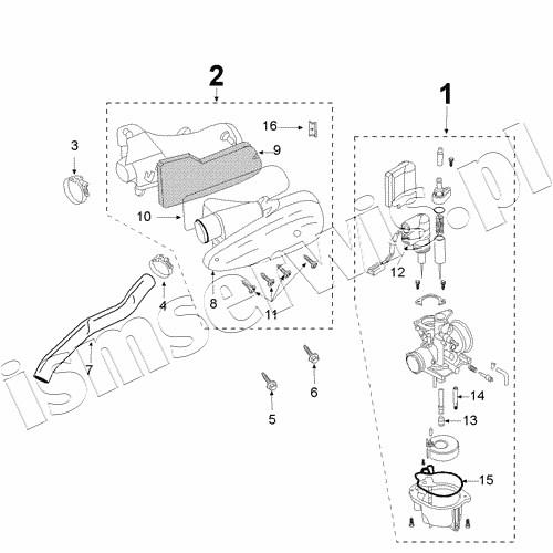 Speedfight 3 R Braking System Pos Description Code Price 1 Switch